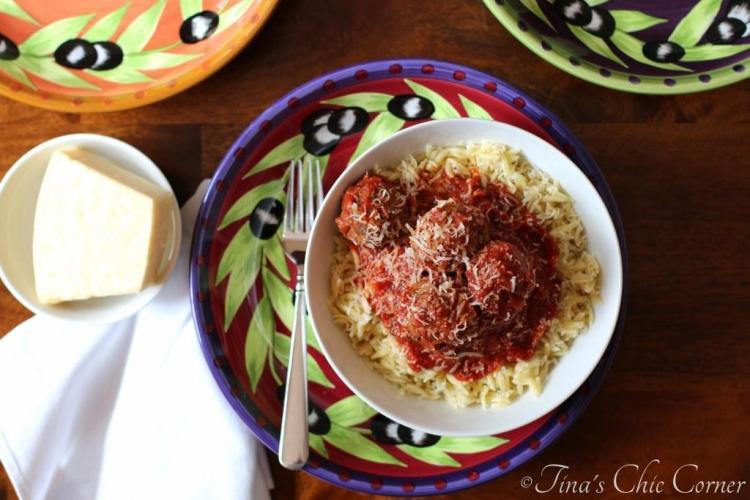 02Meatballs Baked In Tomato Sauce