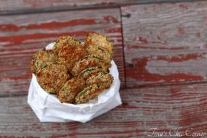 03Spicy Zucchini Chips
