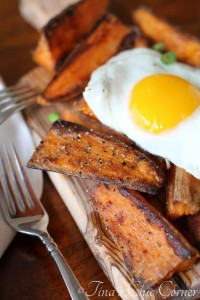 Sweet Potatoes and Eggs05