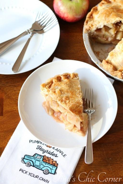 Homemade Apple Pie12