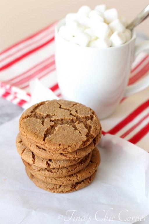 Gingerbread Drop Cookies09