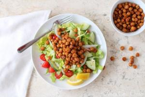 Falafel Spiced Roasted Chickpea Salad04