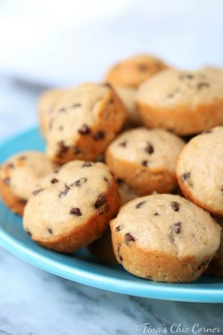 Gracious I Think Muffins Are Intended To Be Breakfast Can Really Be Eatenat Any Time My Husband Says Y Are More A Low Calorie Mini Chocolate Chip Muffins