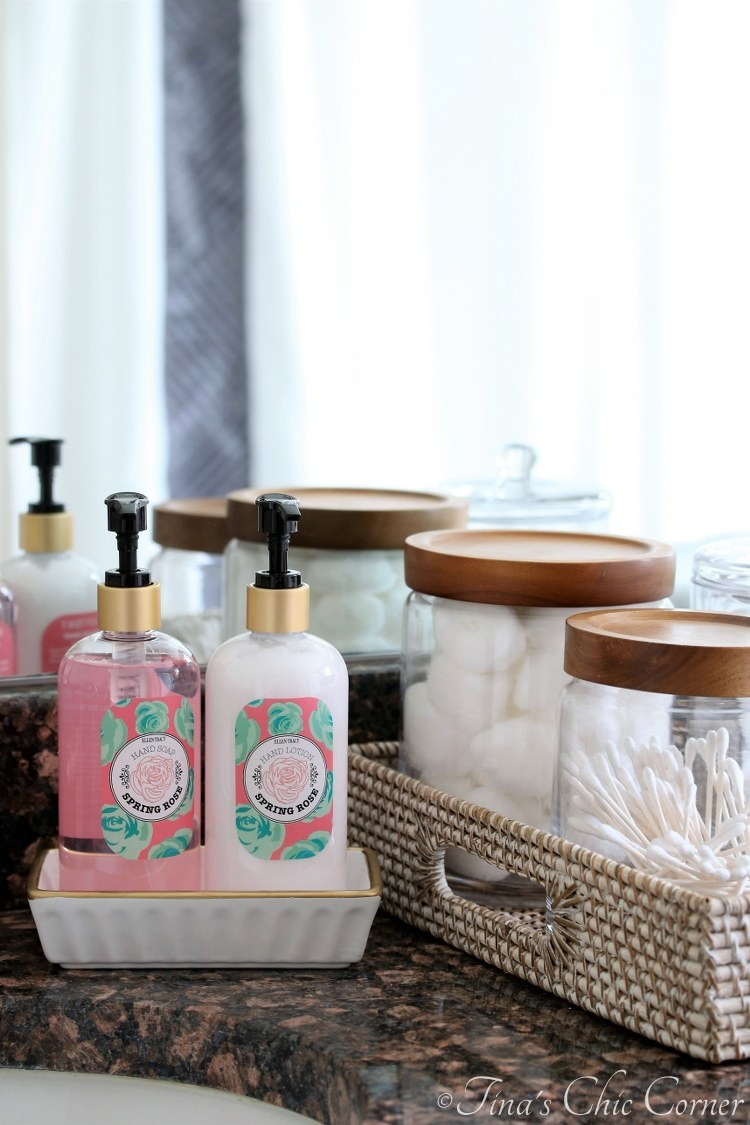 Bathroom Essentials Guest Bathroom Essentials Tina S Chic Corner