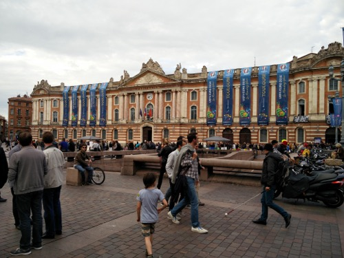 You'll want to lose yourself in Toulouse