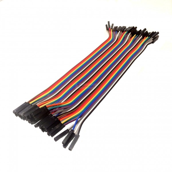 Baby Newborn Jumper 6 99 40 Pin Female To Female Ribbon Jumper Cable
