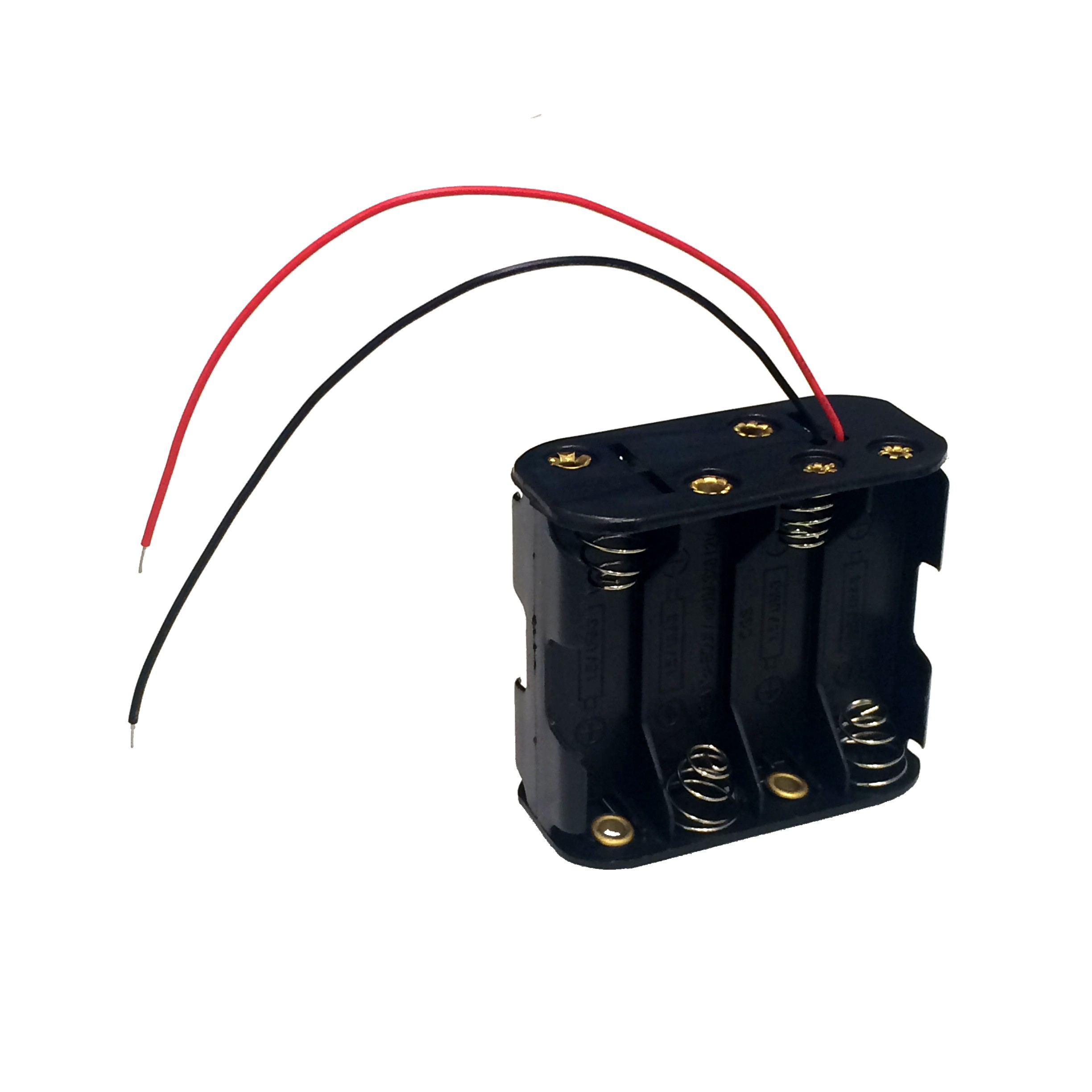 Aa Batterien 3 99 8 Aa Battery Pack 12v 4x2 Tinkersphere
