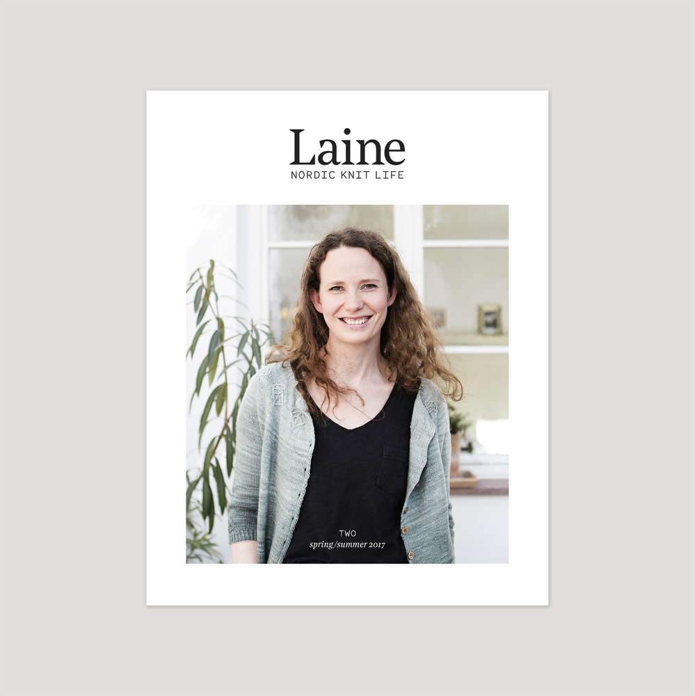Laine Laine Magazine Issue 2 Spring Summer 2017 Tinkus Strickparadies