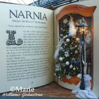 Narnia Christmas Party Decorations and Ideas