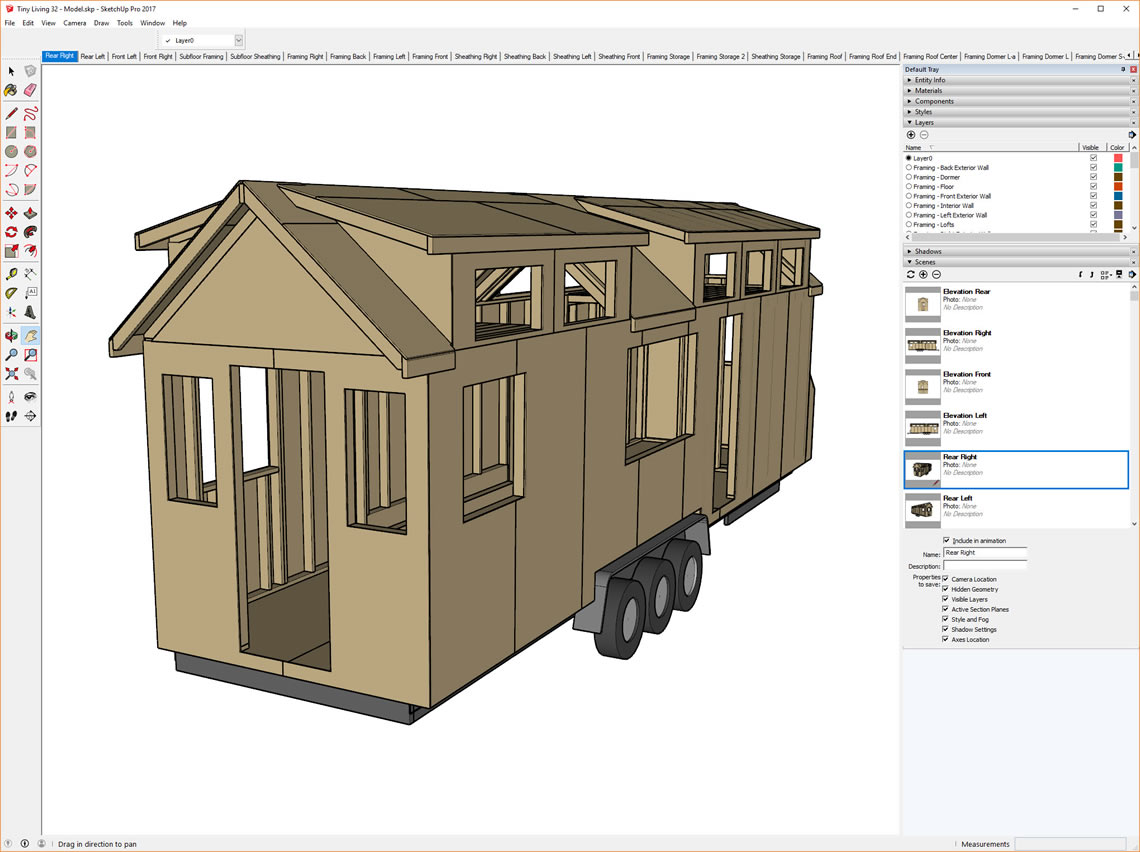 Tiny House With Garage Plans Where To Get Tiny House Plans Tiny Home Builders