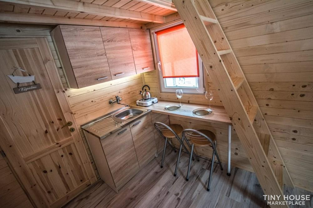 Haus Auf Rädern Ohne Baugenehmigung Tiny House For Sale - Tiny House