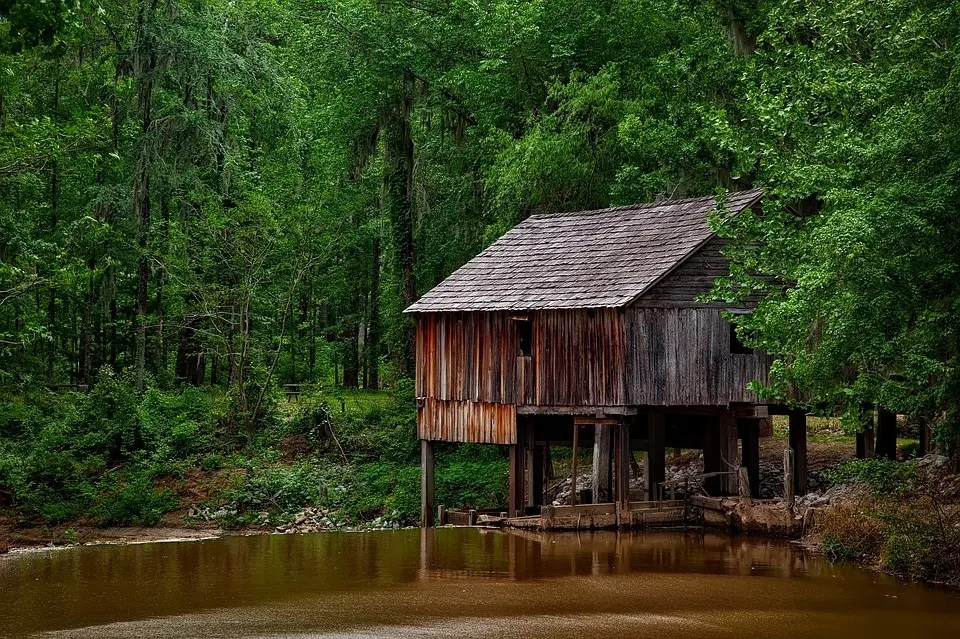 Fall Cabin The Woods Wallpaper 10 Tiny Houses For Sale In Alabama Tiny House Blog