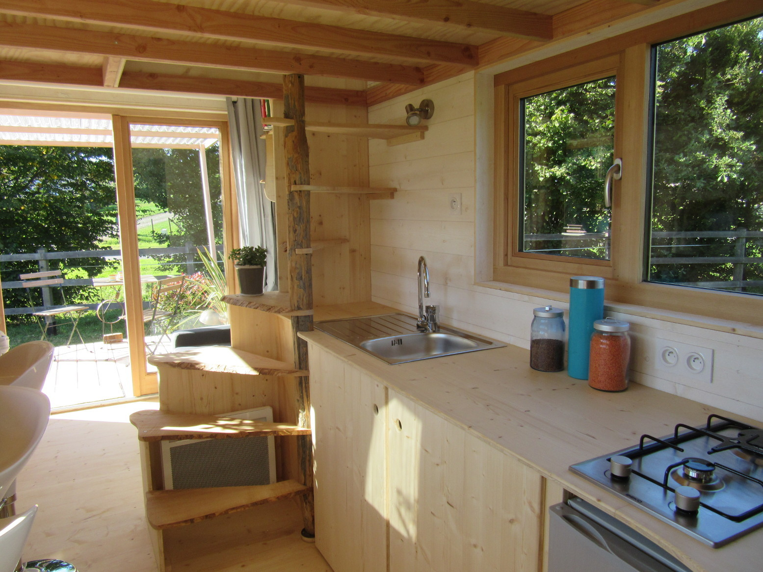 Designing A Small House La Tiny House Tiny House Builder In France