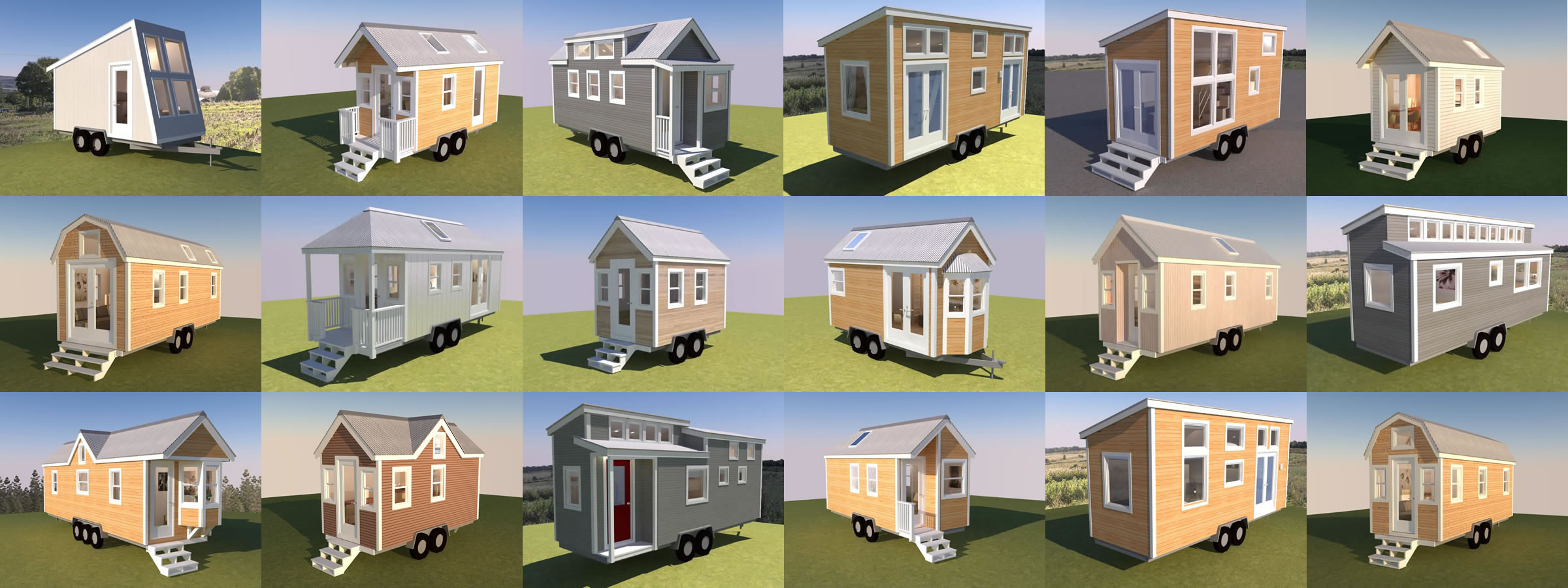 Tiny House With Garage Plans Tiny House Design Design A More Resilient Life