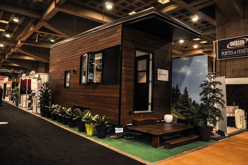 Isolation Des Maison Minimaliste Inc. - Tiny House France