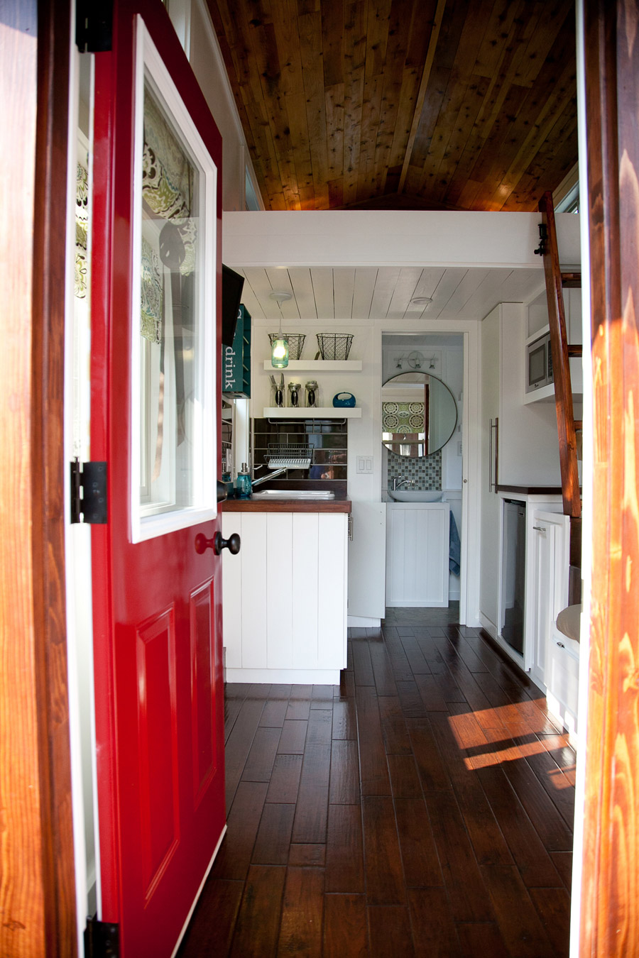 Aménagement Tiny House High Plains Tiny House - Tiny House France