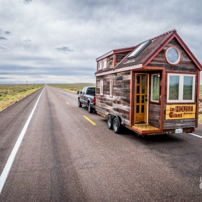 5 Tiny House design tips for travel