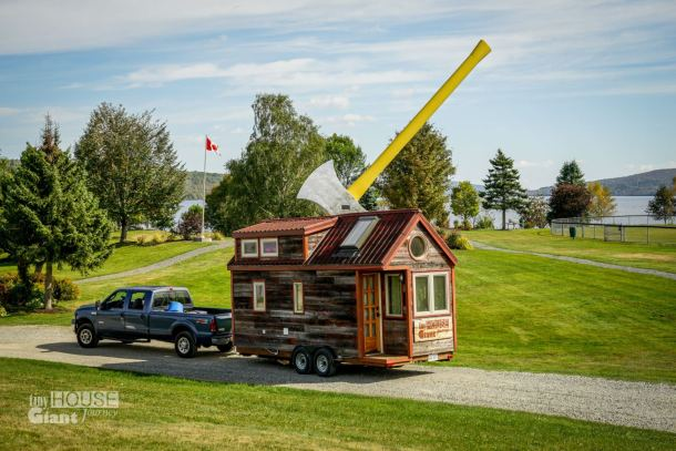 World's Largest Axe, New Brunswick
