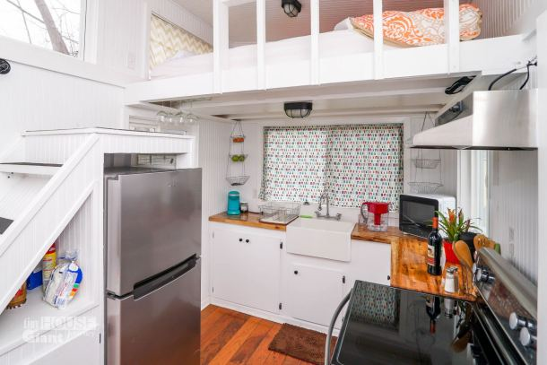 Big W Kitchen Appliances 10 Tiny House Tricks To Declutter Your Kitchen Counters