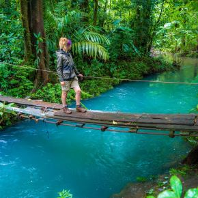 Rio Celeste: Adventure to a Bewitching Blue Waterfall