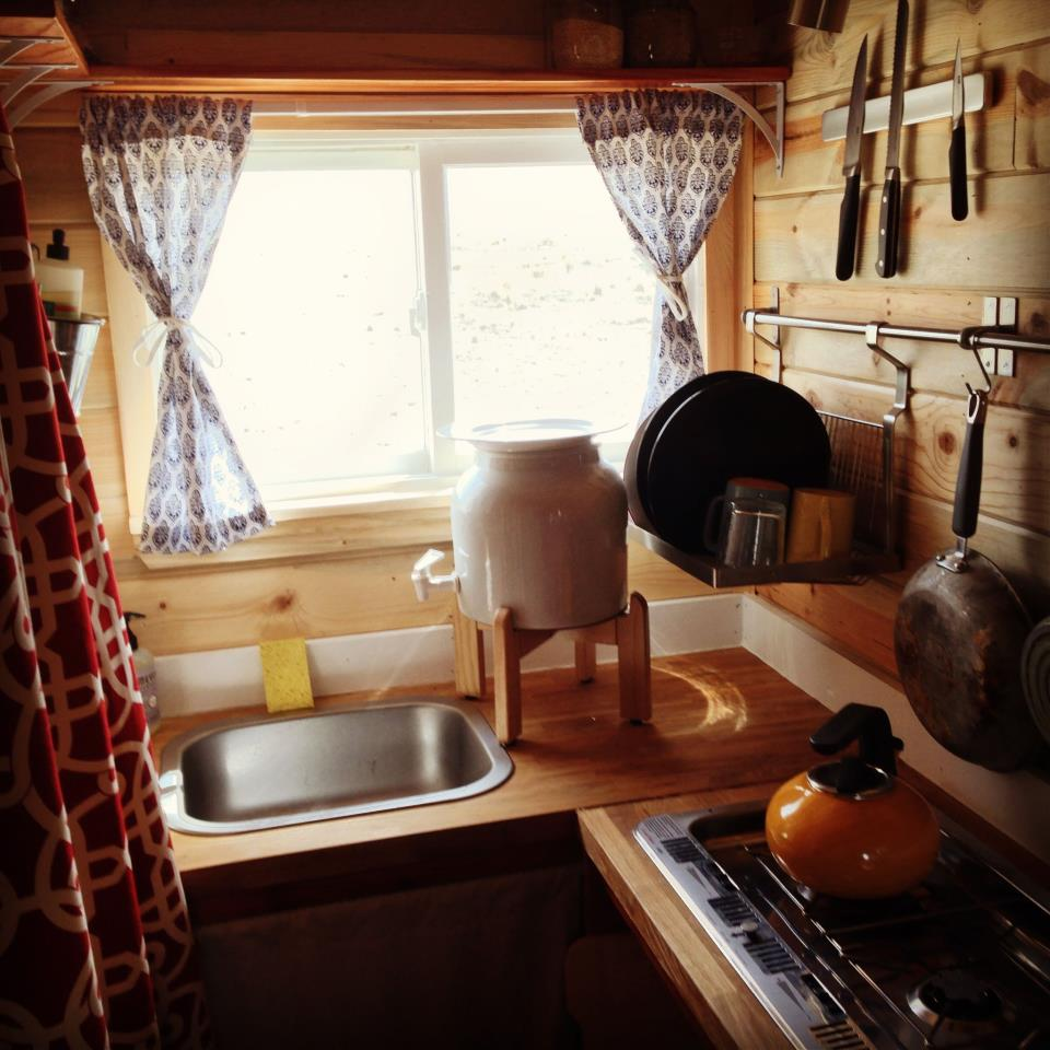Tiny home kitchen -  Tiny House Kitchen Download