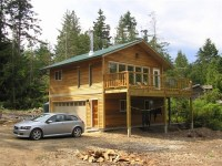 Garage Tiny House with Water Collection  Tiny House Pins