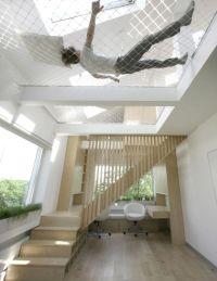 Ceiling Hammock Sleeping Loft for Tiny Houses?  Tiny ...
