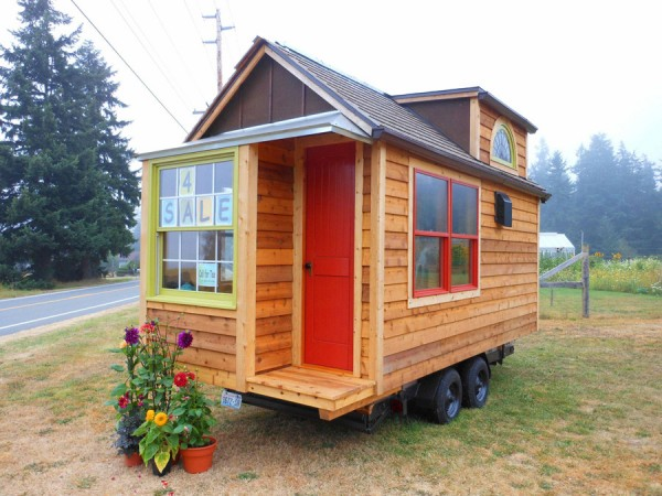 house on wheels for sale
