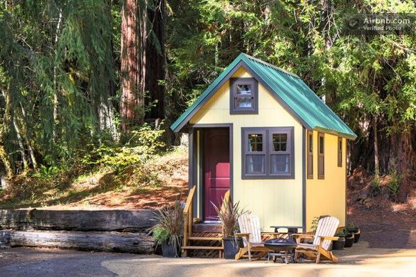 Sharons Arizona Heartsite Tiny House For Rent Rent A Tiny