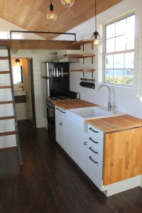 Rustic Industrial - Tiny House Swoon