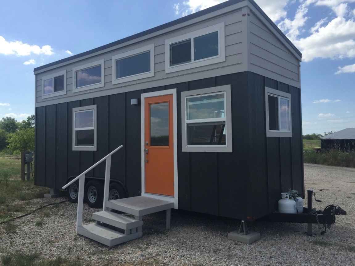 Home Builders Seattle Austin Live/work Adds Tiny House To Community