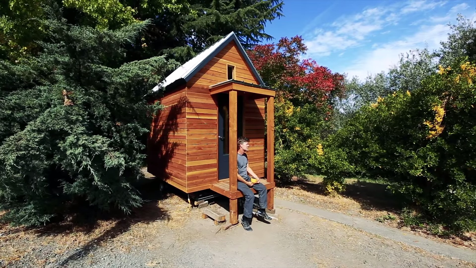 Tiny House Bauplan Jay Shafer S Designs And Builds A 5 000 Tiny House