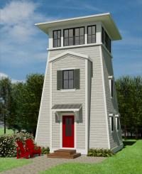 The Nova Scotia: Small Home Plans