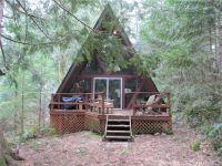 Tiny A-frame Cabin in Hoodsport, WA