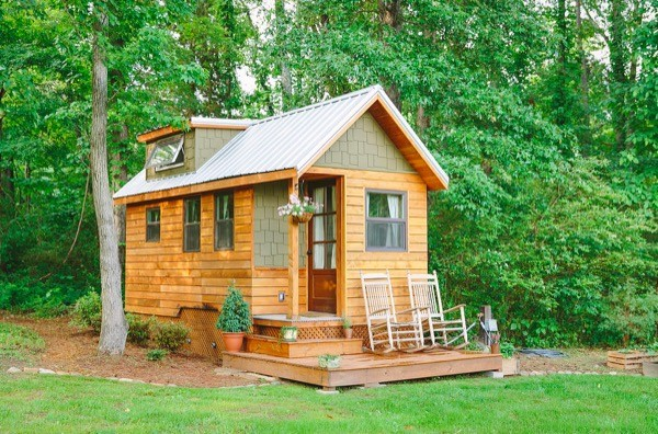 tiny house talk travis brittany sq ft tiny house sq ft house provision stair future expansion home