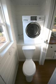 Tiny House With Washer And Dryer