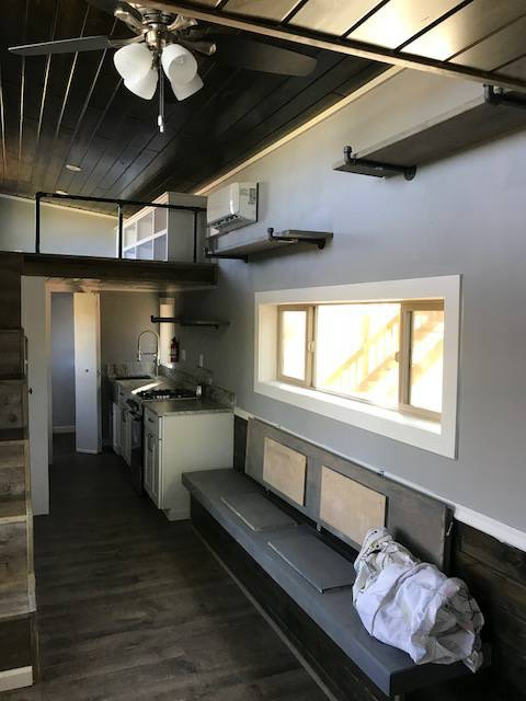 Storage Unit Houses 28 Ft. Tiny House On Wheels For Sale In Durango, Colorado