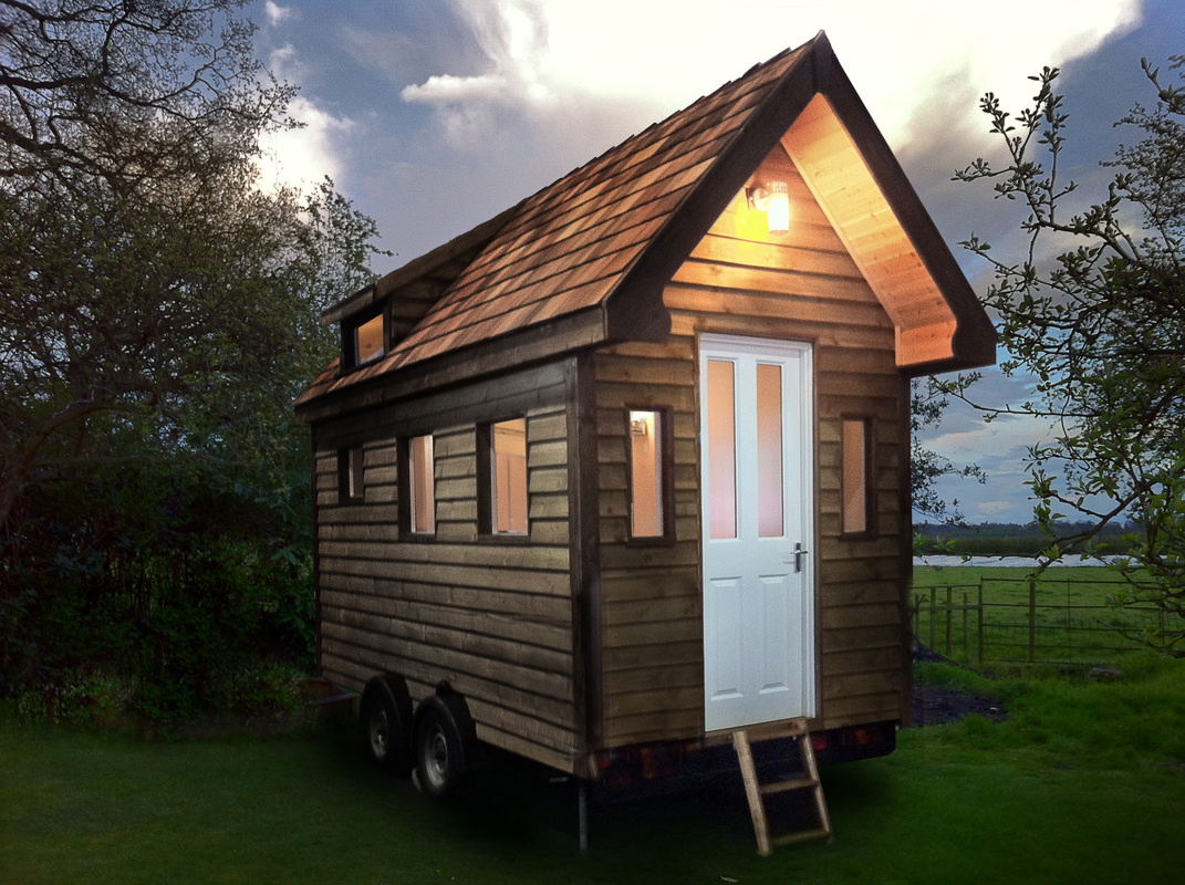 Container Als Gartenhaus Images Of Tiny Houses, Custom Built For Clients In The Uk