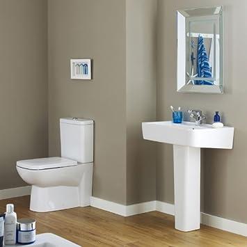 Hudson Reed Waschtisch und Toilette Ambrose - us241 - badezimmer spiegelschr amp atilde amp curren nke mit beleuchtung nice look