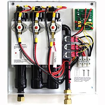0^0 Super Supreme Tankless Water Heater USA Made 15kW 240V Model S