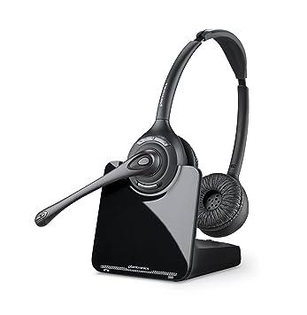 ... Plantronics CS520A Schnurlos Binaural Headset   De98   Badezimmer T L  Amp Ouml Sung ...