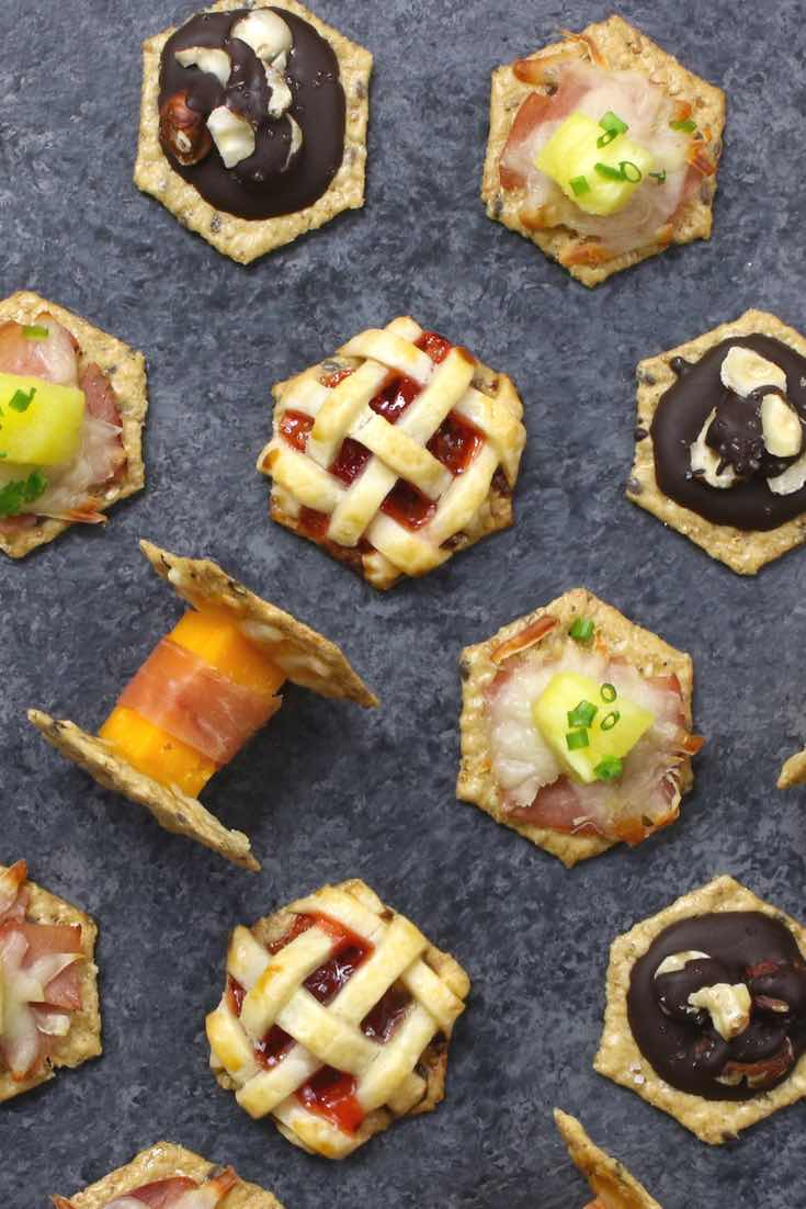 Canape Design Hawaii Easy Party Appetizers 4 Ways