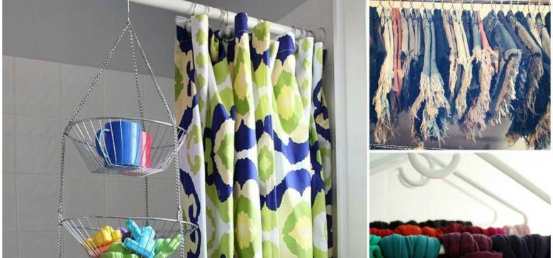 21 genius ways to organize closets and drawers tiphero for How do you organize your closet