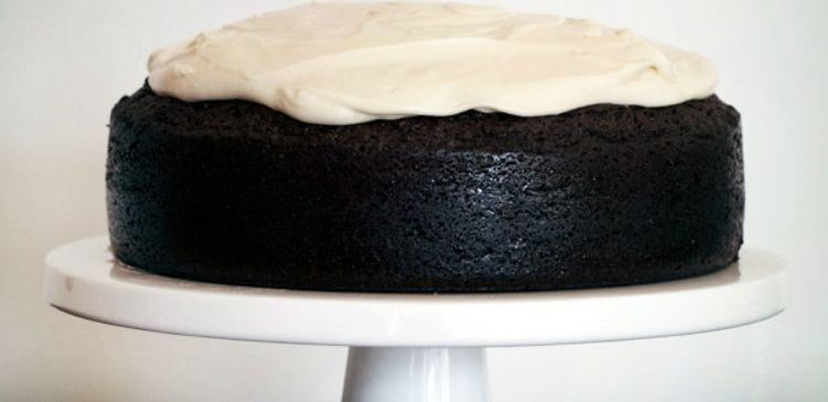 Guinness and Baileys Cake