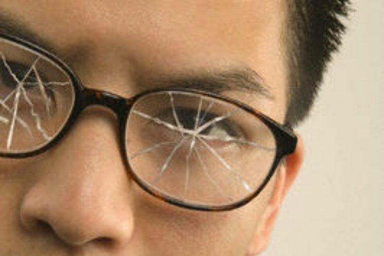 Glasses Paint Repair