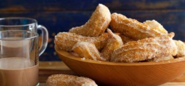 Mexican Crullers