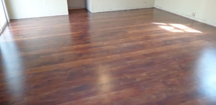 How to Make a Concrete Floor Look Like Hardwood - How To Make A Concrete Floor Look Like Hardwood TipHero