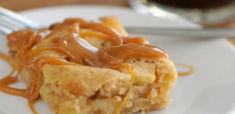 Apple-Brownies