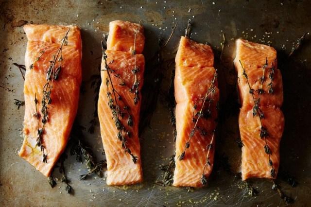 Salmon Herbs