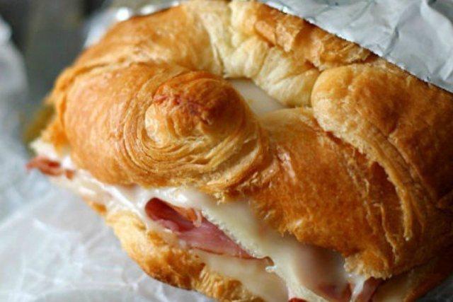 HamSwissCroissant